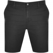 Levis Chino Taper Shorts Black