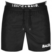 BALR Lounge Swim Shorts Black