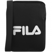 Fila Vintage Prezza Cross Body Bag Black