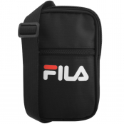 Fila Vintage Dahlo Neck Pouch Bag Black