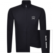 Paul And Shark Full Zip Sweatshirt Navy
