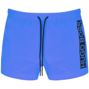 BOSS Mooneye Swim Shorts Blue