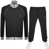 BOSS Bodywear Lounge Tracksuit Black