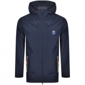 Barbour Beacon Mound Jacket Navy