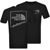 The North Face Extreme T Shirt Black