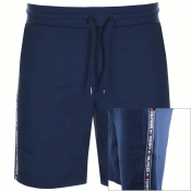 Tommy Hilfiger Loungewear Icon Logo Shorts Navy
