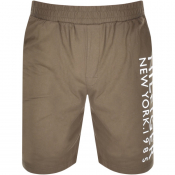 Tommy Hilfiger Loungewear Logo Shorts Green