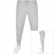 Tommy Hilfiger Lounge Logo Jogging Bottoms Grey