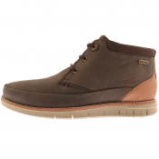 Barbour Nelson Boots Brown