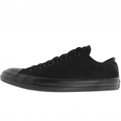 Converse Chuck Taylor OX Trainers Black
