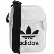 adidas Originals Festival Bag White