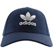 adidas Originals Trefoil Baseball Cap Navy