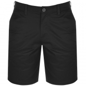 Armani Exchange Chino Shorts Black