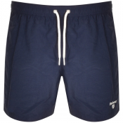 Barbour Logo Swim Shorts Navy