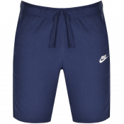 Nike Club Logo Shorts Navy