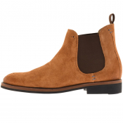 Sweeney London Burrows Chelsea Boots Brown