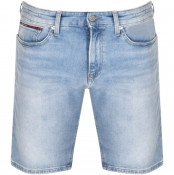 Tommy Jeans Scanton Denim Shorts Blue