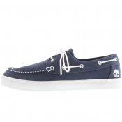Timberland Union Wharf Boat Shoes Blue