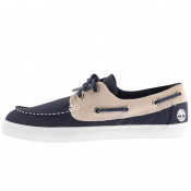 Timberland Union Wharf Boat Shoes Navy