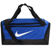 Nike Training Brasilia Duffle Bag Blue