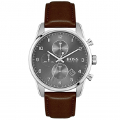 BOSS HUGO BOSS 1513787 Skymaster Watch Brown