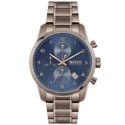 BOSS HUGO BOSS 1513788 Skymaster Watch Blue