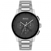 BOSS HUGO BOSS Peak Watch Silver