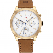 Tommy Hilfiger 1791742 Watch Brown