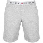 Tommy Hilfiger Lounge Icon Shorts Grey