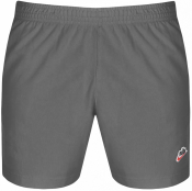 Nike Gym Logo Shorts Grey