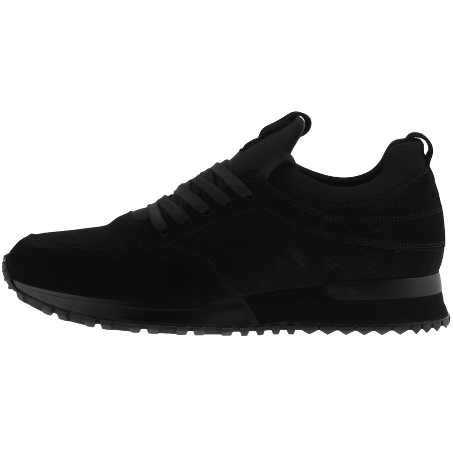 Mallet Archway Trainers Black