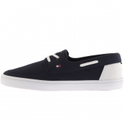 Tommy Hilfiger Seasonal Core Boatshoe Navy