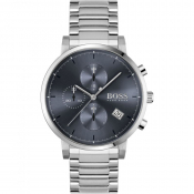 BOSS Integrity Watch Silver