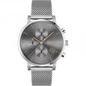 BOSS 1513807 Integrity Watch Silver