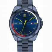 Tommy Hilfiger Riley Chronograph Watch Blue