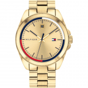 Tommy Hilfiger Riley Watch Gold