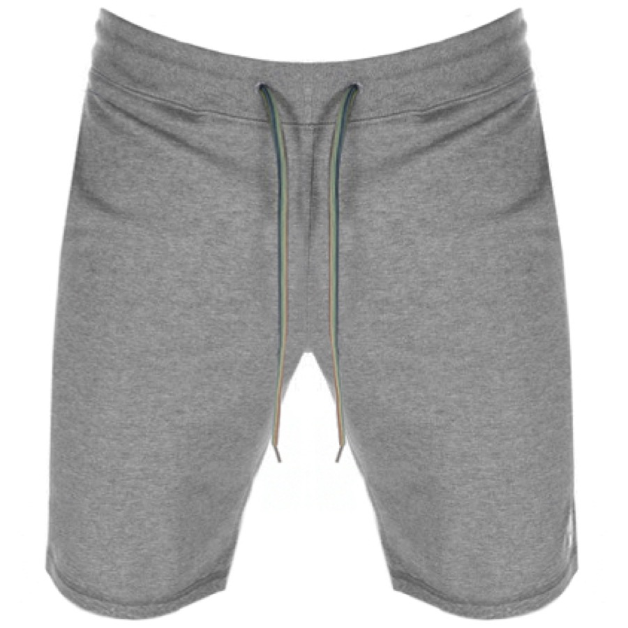 PS By Paul Smith Jersey Shorts Grey