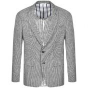 BOSS Hartlay Blazer Jacket Navy