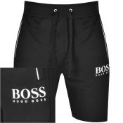 BOSS Bodywear Authentic Shorts Black
