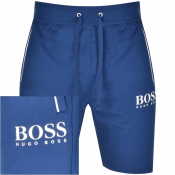 BOSS Bodywear Authentic Shorts Blue