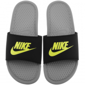 Nike Benassi JDI Sliders Grey