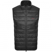 Barbour Heritage Bretby Quilted Gilet Black