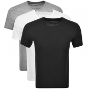 BOSS Triple Pack Crew Neck T Shirts