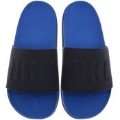 Nike Off Court Sliders Blue