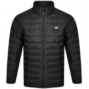 Levis Quilted Down Jacket Black
