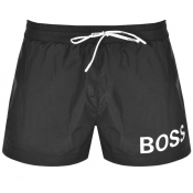 BOSS Mooneye Swim Shorts Black