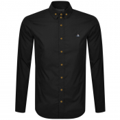 Vivienne Westwood Krall Long Sleeved Shirt Black