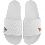 PS By Paul Smith Summit Sliders White