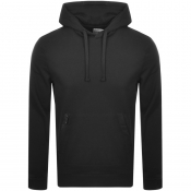 Lyle And Scott Pullover Hoodie Black