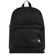 Lyle And Scott Core Backpack Black